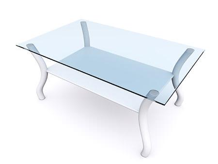 Furniture glass