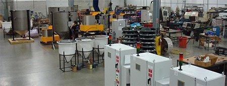 New CentraSep Centrifuges plant location