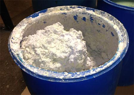 Phosphate solids