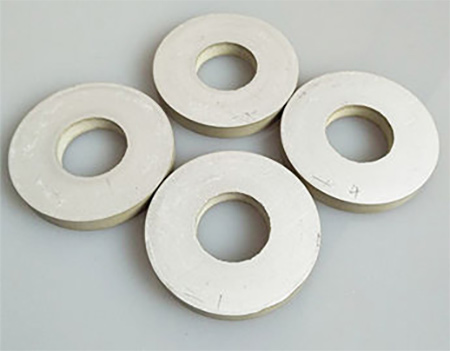 Piezo ceramics